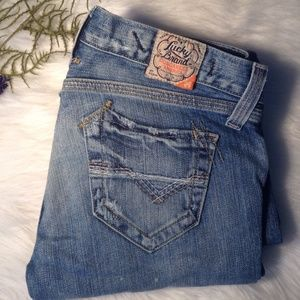 Lucky Brand Vintage Style